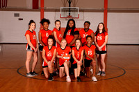 Trinity Volleyball, 7th & 8th Grade 2016